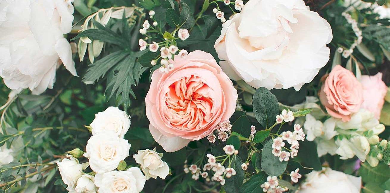Stonor Manor Florists Banner