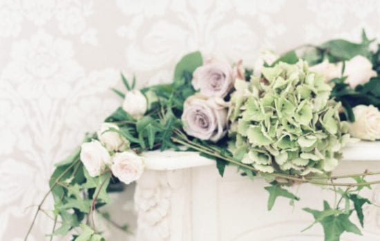 Stonor Florists Emma Walker Table Roses