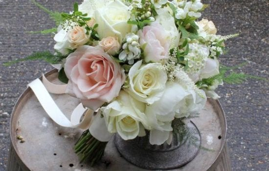 Stonor Manor Florists Ruby and Grace Table Arrangment