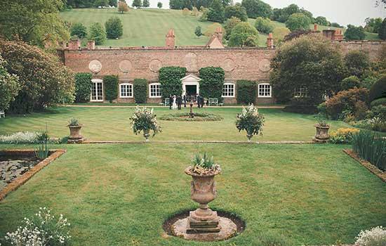 Stonor Manor Setting Ideas Front Garden Terrace