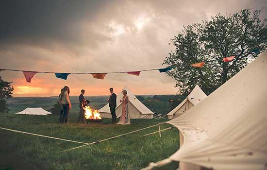 Stonor Manor Setting Ideas Marquees Bonfire