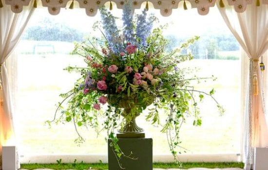 Stonor Manor Florists Susan and Alexandra Featured Display Boquet