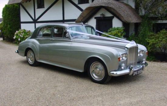 Stonor Manor Transport Christophers Cars Bentley