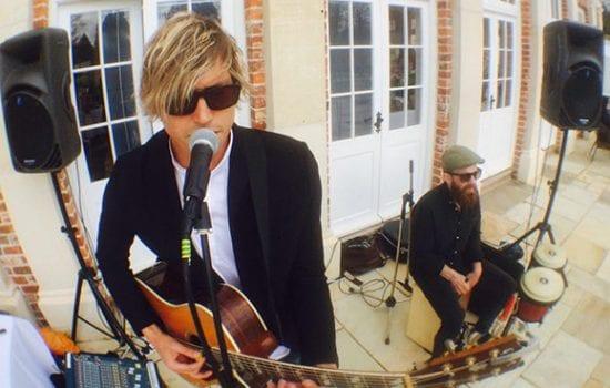 Stonor Park Entertainment Adam Isaac Duo