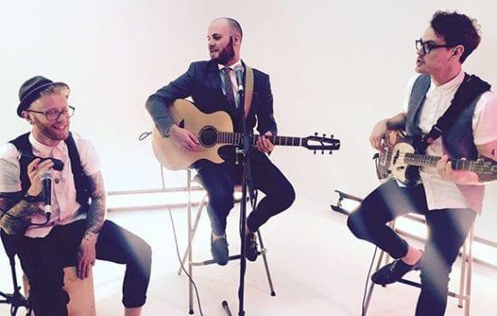 Stonor Park Entertainment Radio Acoustic