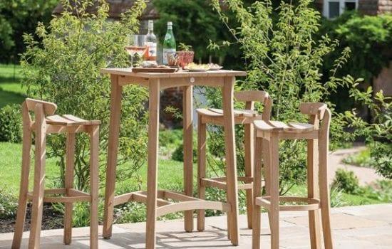 Stonor Park Furnishings Ala Carte Table and Stools