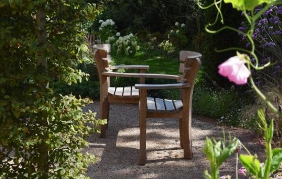 Stonor Park Furnishings Love Seat