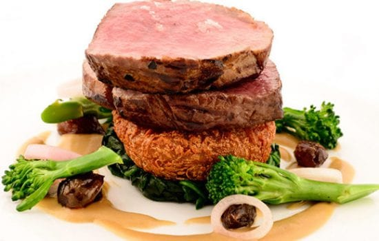 Stonor Park Home and Away Events Caterers Steak