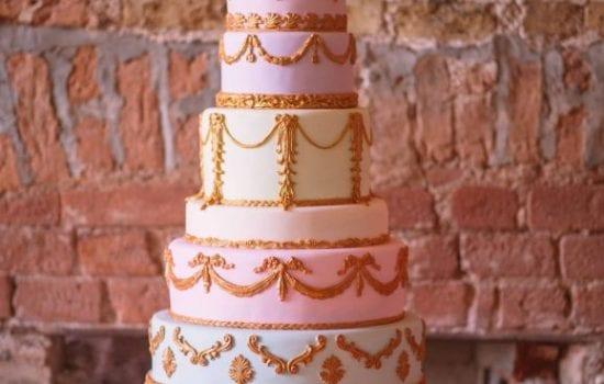Stonor Park Melissa Woodland Cakes White Themed Cake
