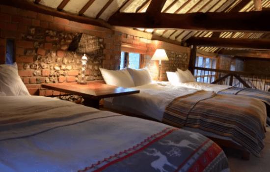 Stonor Park Pishill Farm Barn Bedrooms Double