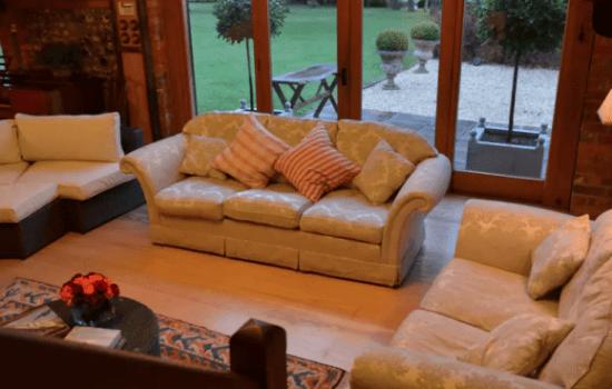 Stonor Park Pishill Farm Barn Living Room