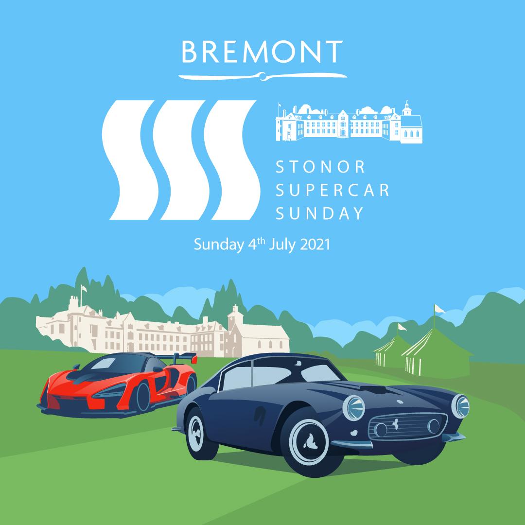 Bremont Stonor Supercar Sunday
