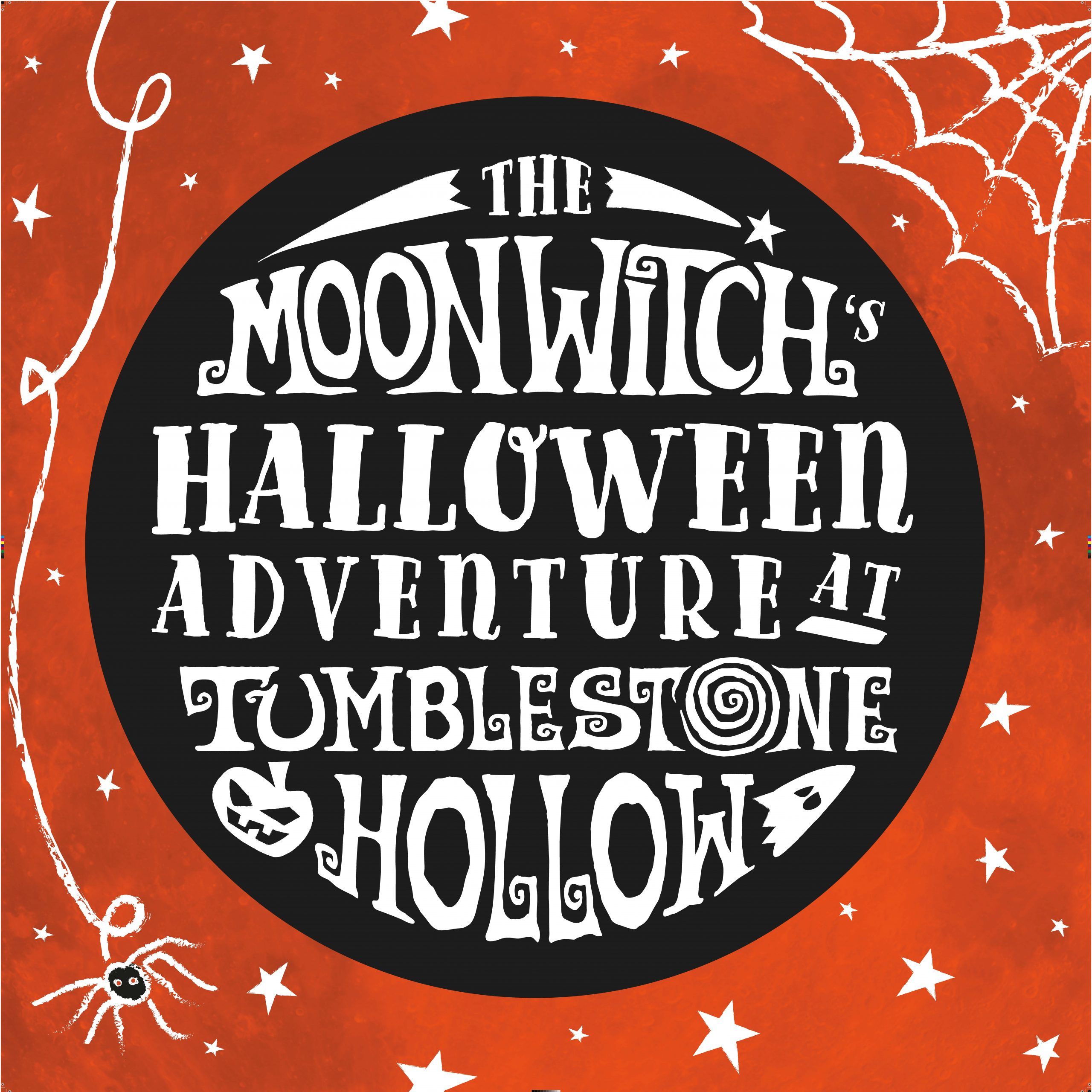 The Moon Witch's Halloween Adventure at Tumblestone Hollow